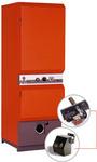 Напольный двухконтурный комбинированный котел ACV HeatMaster 100N